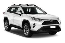 Toyota RAV4 vehicle rental